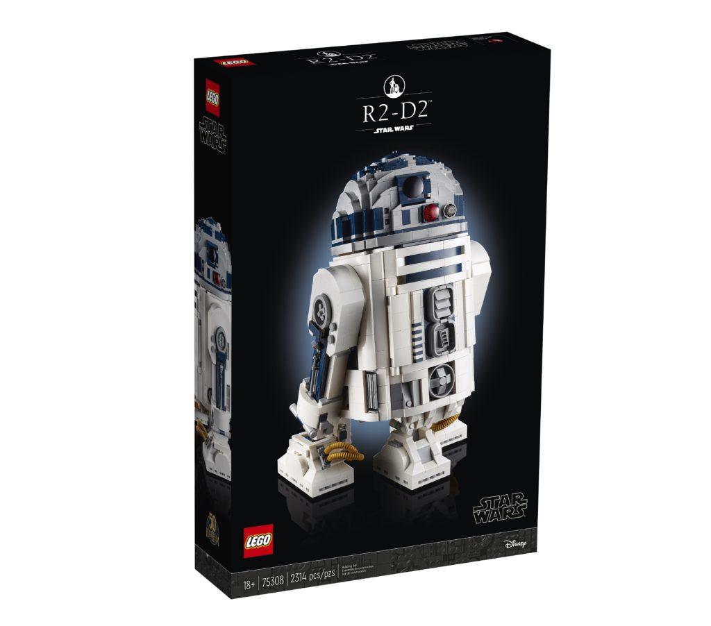 LEGO 75308 UCS R2 D2 Box