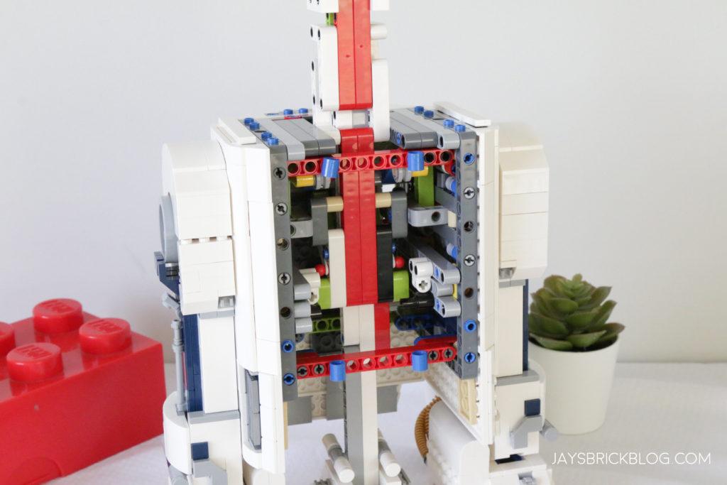 LEGO 75308 UCS R2 D2 Build Progress