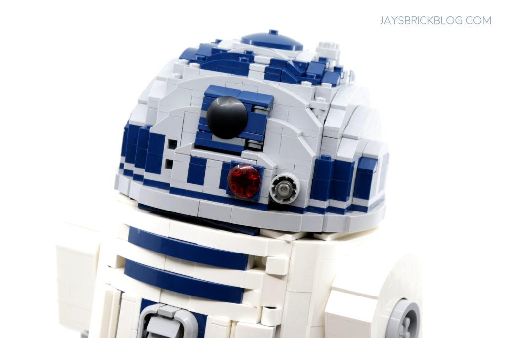 LEGO 75308 UCS R2 D2 Head