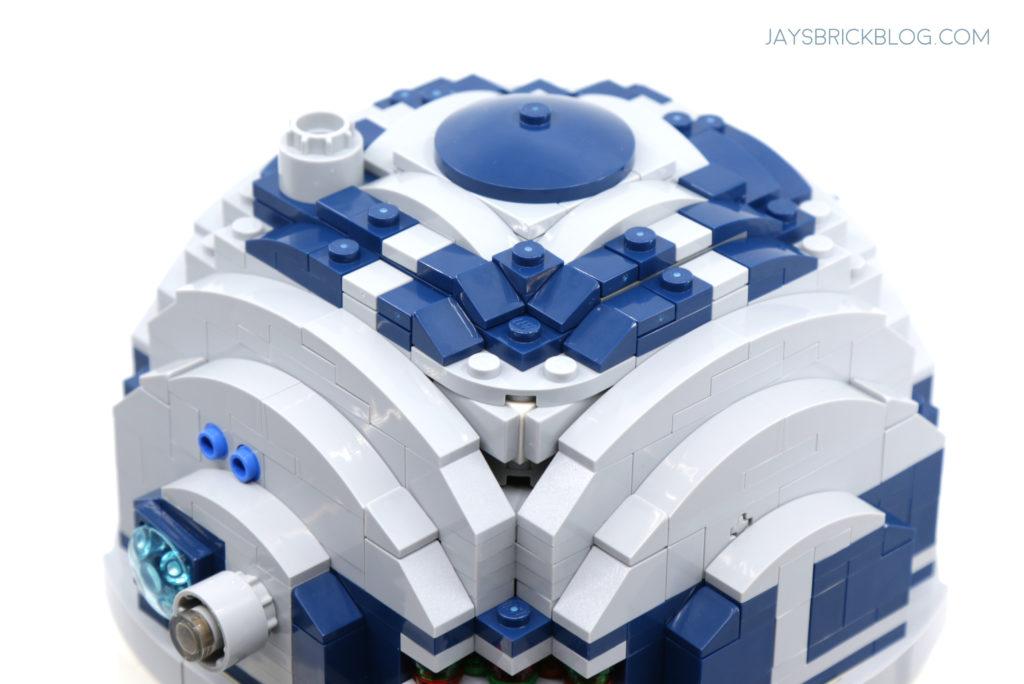 LEGO 75308 UCS R2 D2 Head Bricks