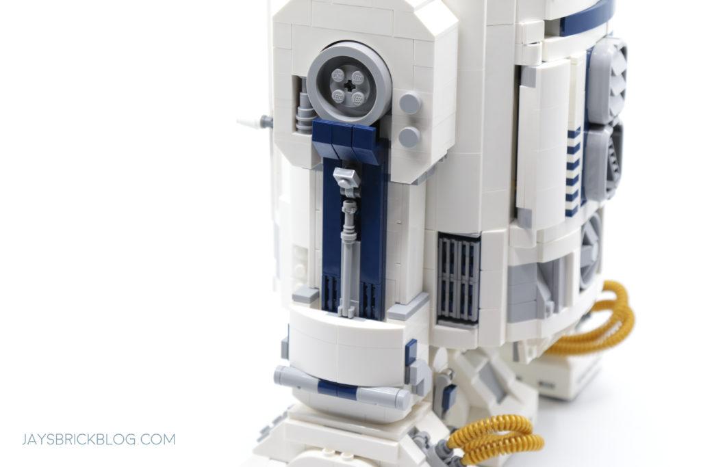 LEGO 75308 UCS R2 D2 Legs