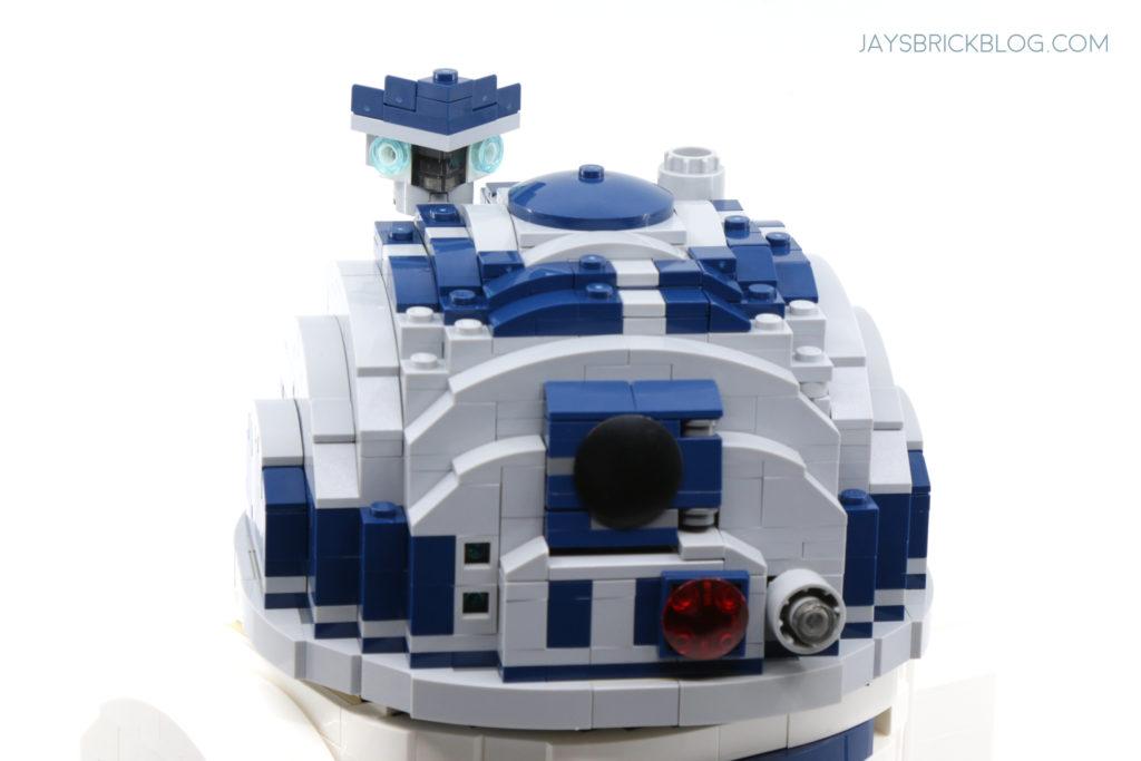 LEGO 75308 UCS R2 D2 Periscope