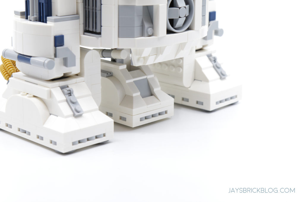 LEGO 75308 UCS R2 D2 Third Leg
