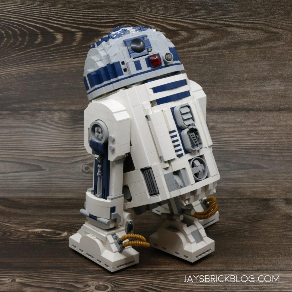 LEGO 75308 UCS R2 D2 Wood