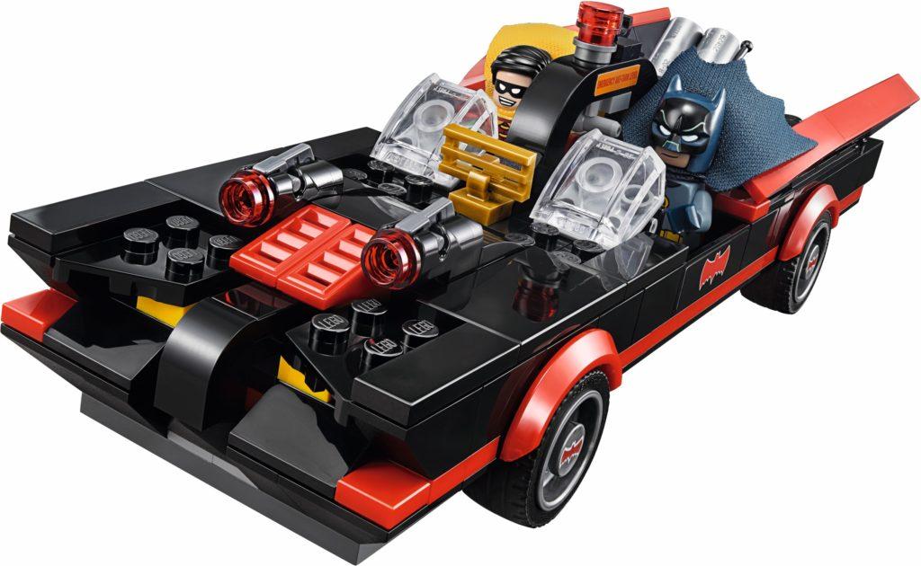 LEGO 76052 Classic Batcave Batmobile