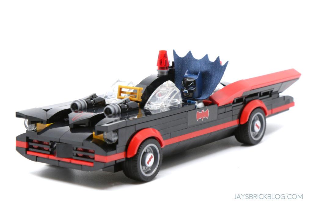 LEGO 76188 Classic TV Series Batmobile 1960s Batmobile