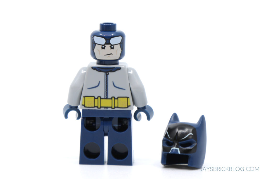 LEGO 76188 Classic TV Series Batmobile Adam West Batman Back