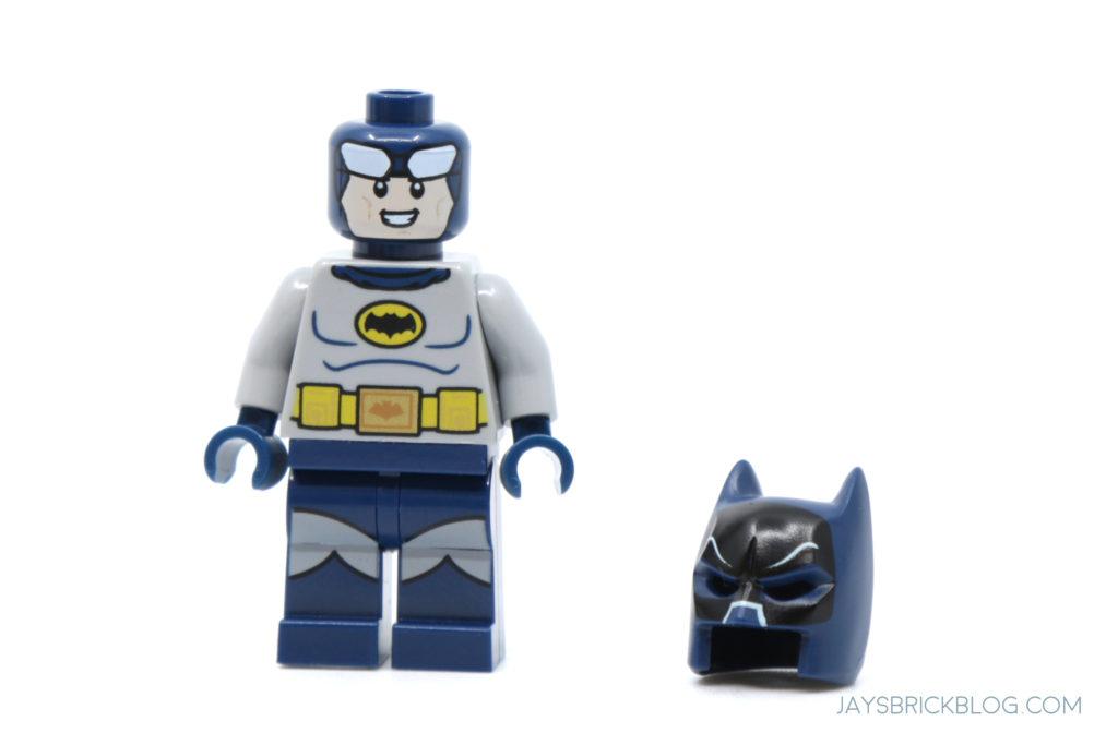 LEGO 76188 Classic TV Series Batmobile Adam West Batman Minifigure