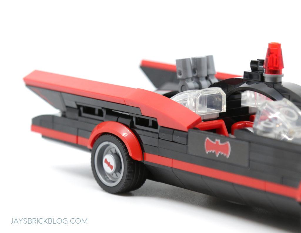 LEGO 76188 Classic TV Series Batmobile Back