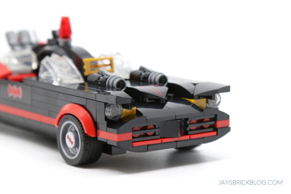 LEGO 76188 Classic TV Series Batmobile Front Grills
