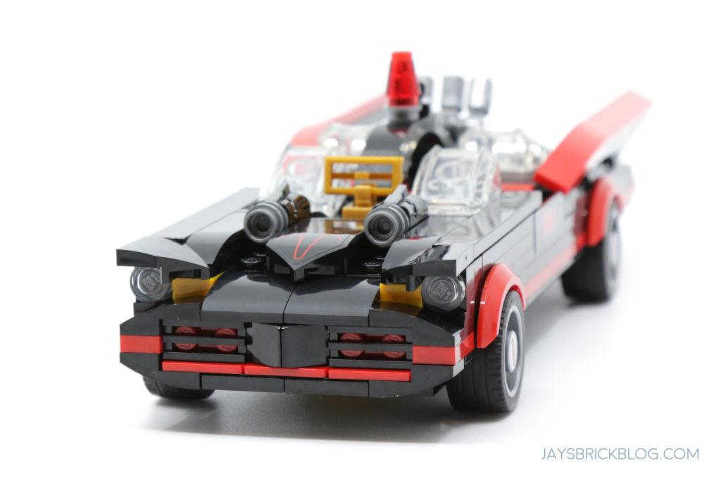 LEGO 76188 Classic TV Series Batmobile Front View