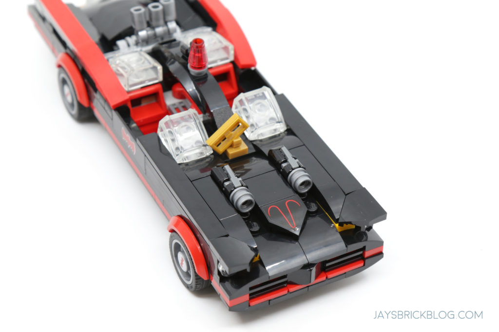 LEGO 76188 Classic TV Series Batmobile Frot