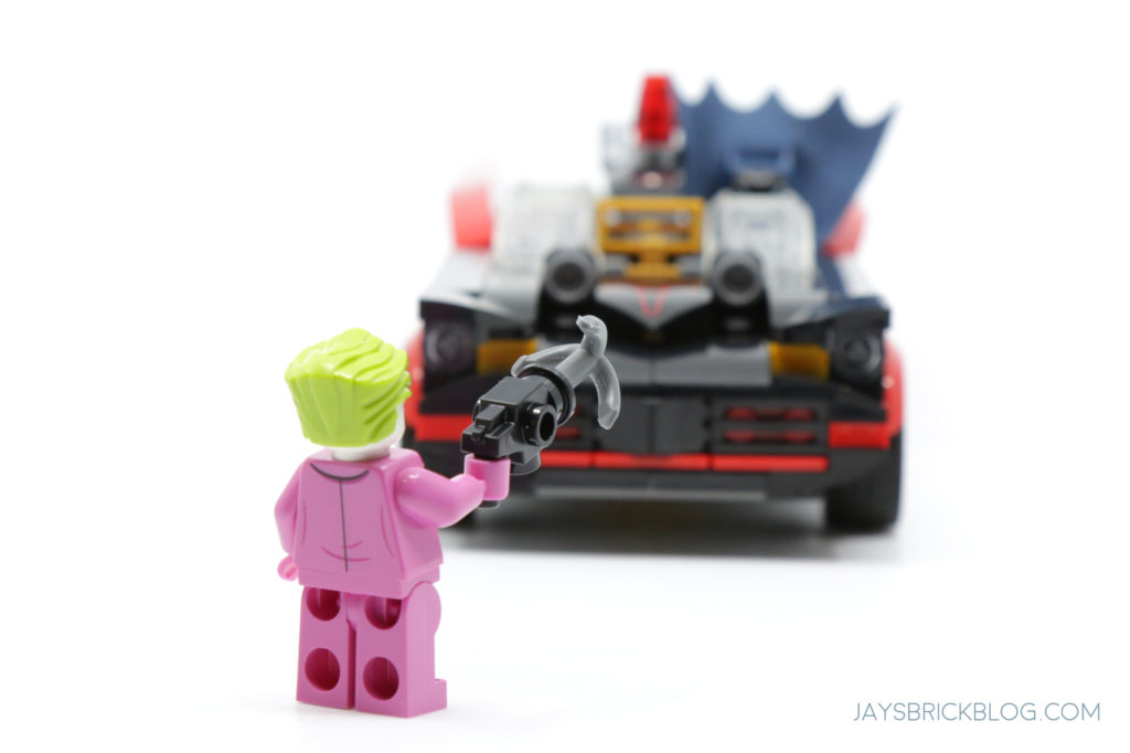 LEGO 76188 Classic TV Series Batmobile Joker vs Batmobile