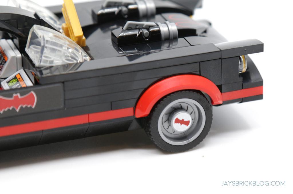 LEGO 76188 Classic TV Series Batmobile Wheels