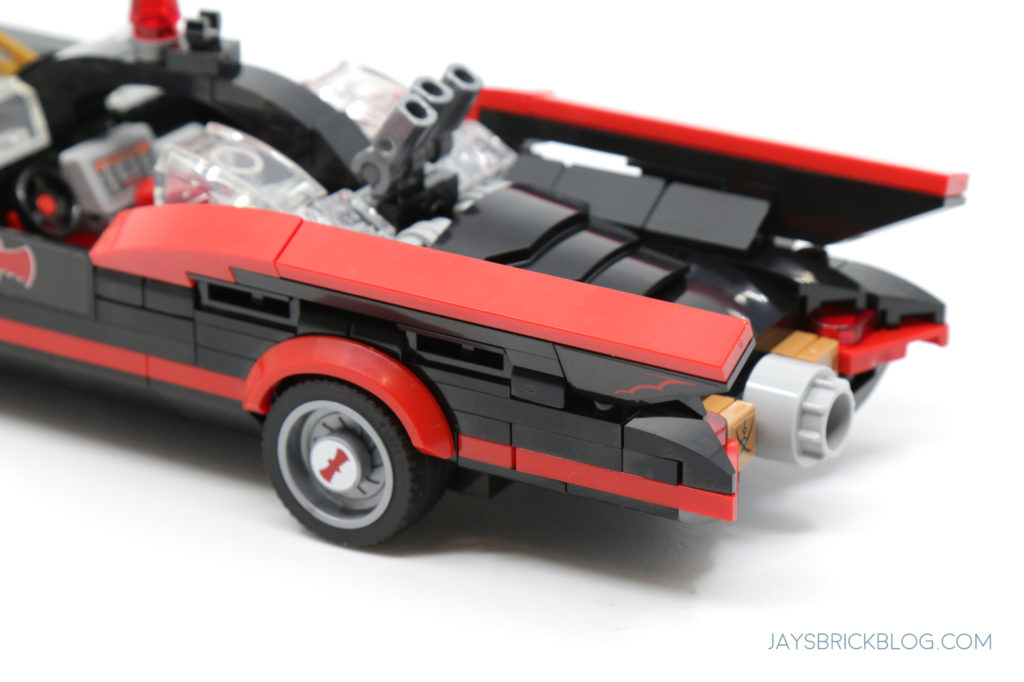 LEGO 76188 Classic TV Series Batmobile Wings