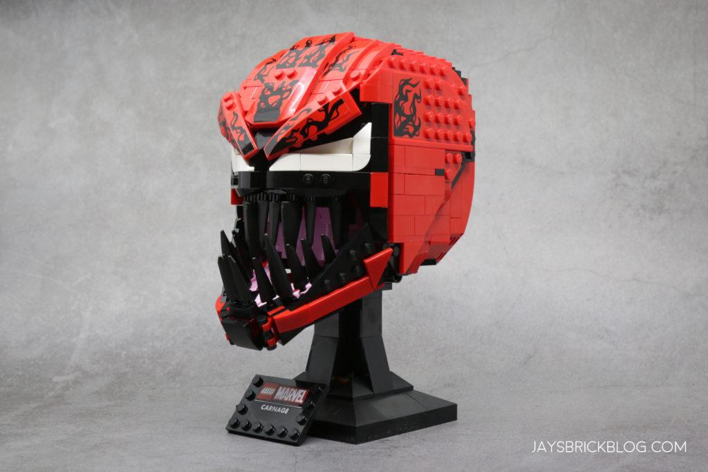 LEGO 76199 Carnage Angled Left Side