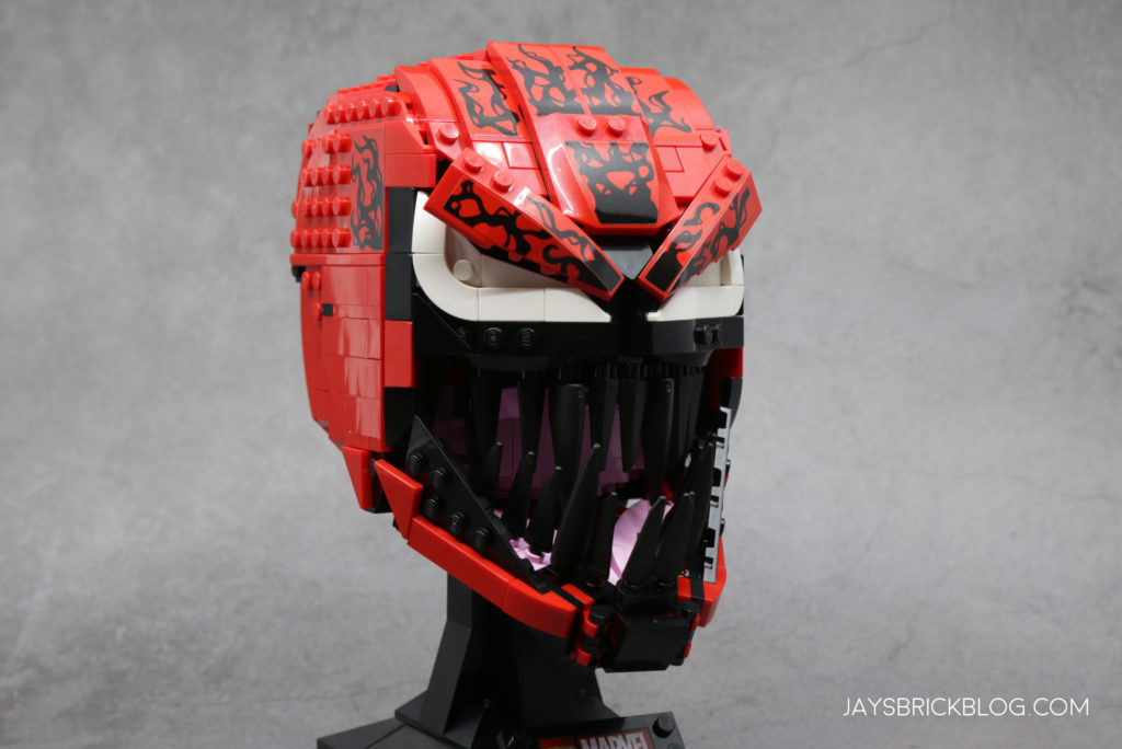 LEGO 76199 Carnage Angled Right Side