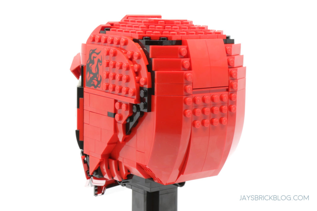 LEGO 76199 Carnage Back View