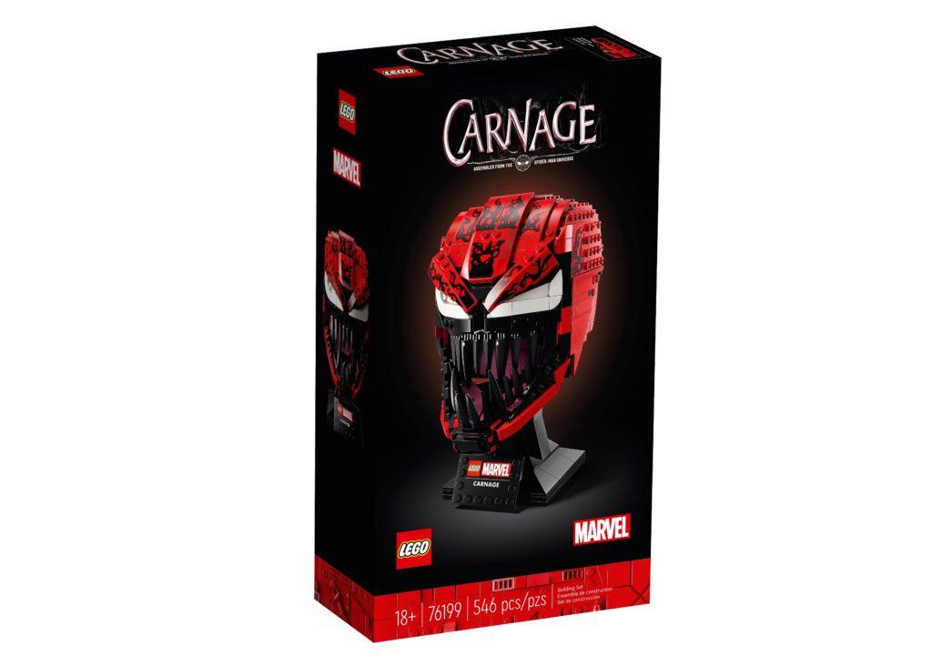 LEGO 76199 Carnage Box