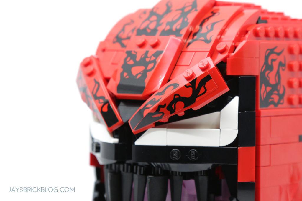 LEGO 76199 Carnage Eyes
