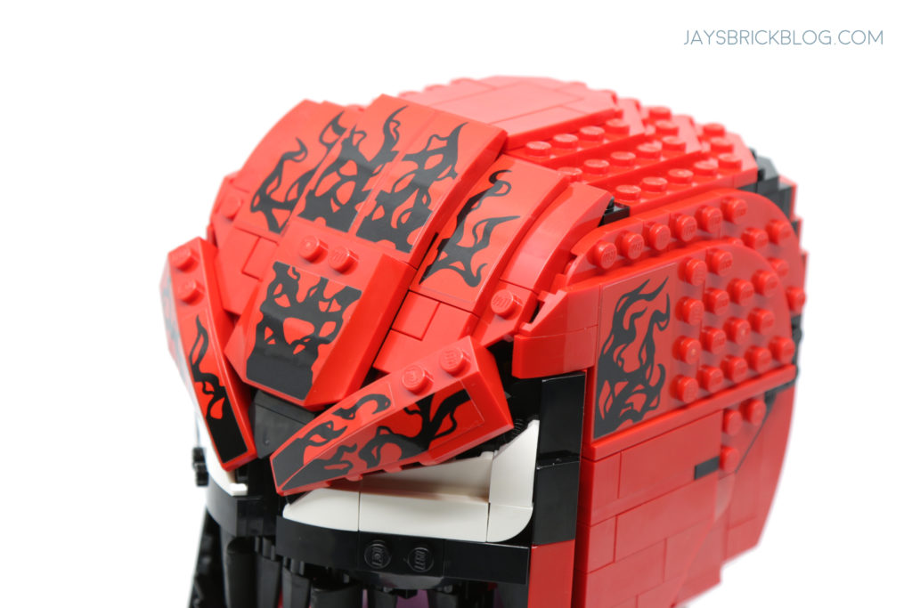 LEGO 76199 Carnage Forehead