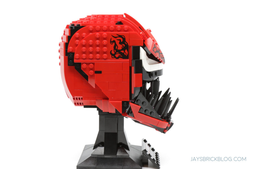 LEGO 76199 Carnage Side View