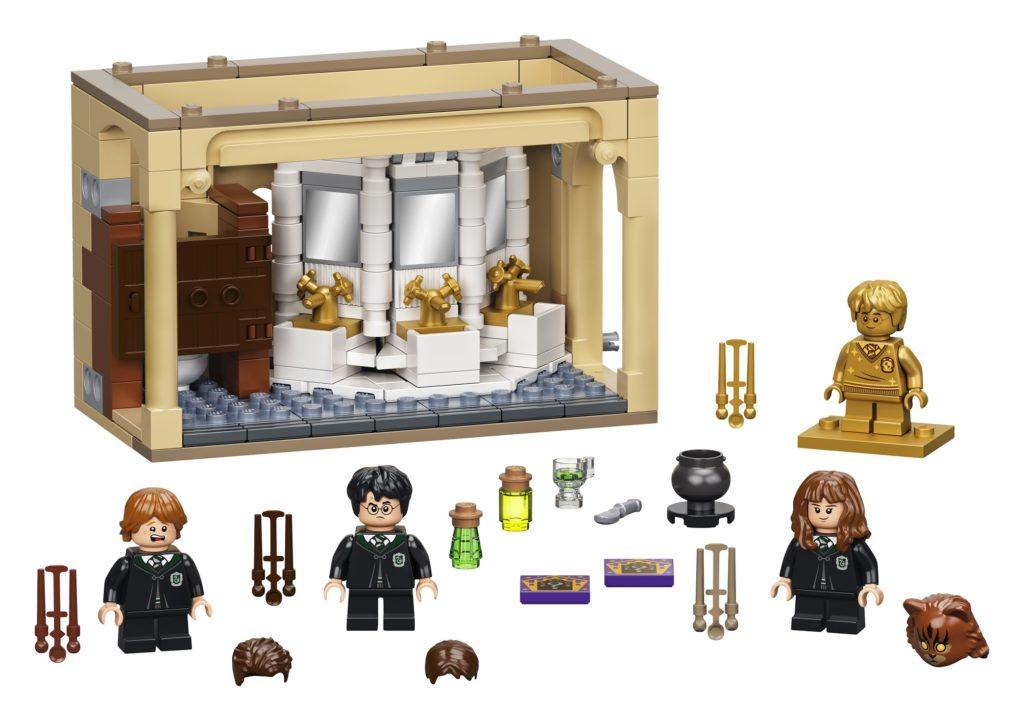 LEGO 76386 Hogwarts Polyjuice Potion Mistake Set Photo