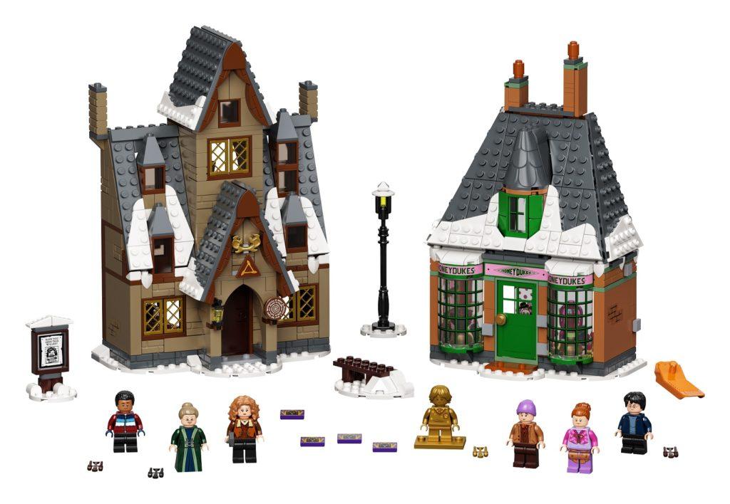 LEGO 76388 Hogsmeade Village Visit Set
