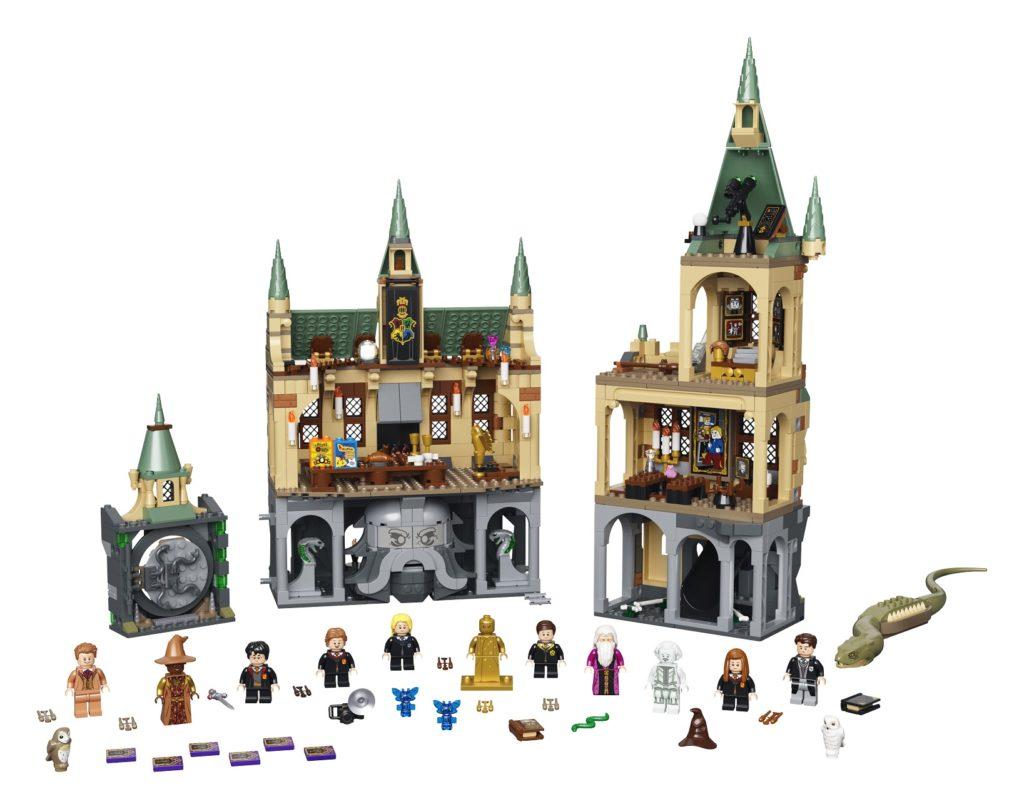LEGO 76389 Chamber of Secrets Set