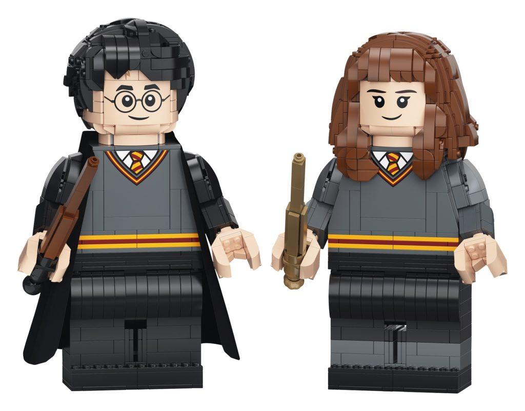 LEGO 76393 Harry Potter Hermione Granger Set