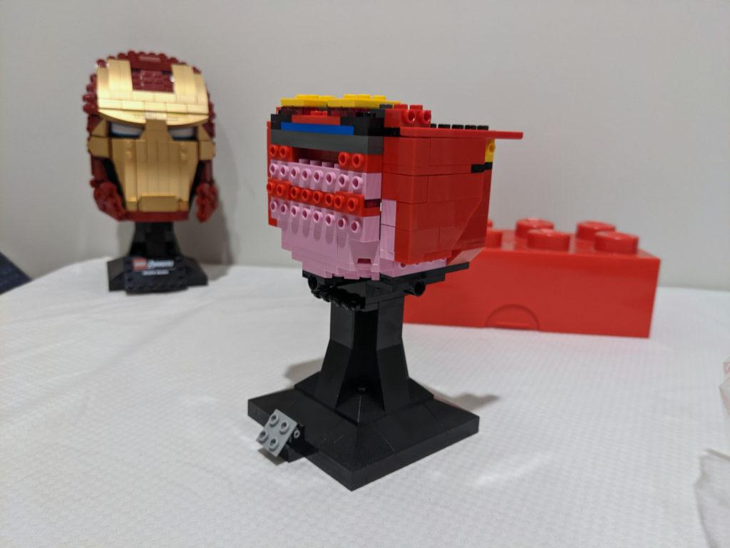 LEGO Carnage Bag 1