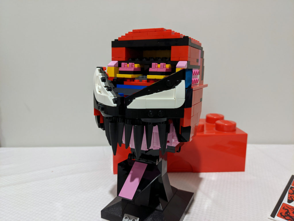 LEGO Carnage Bag 2