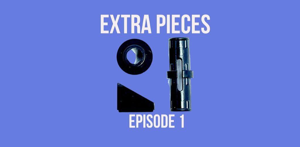 LEGO Extra Pieces Podcast Episode 1