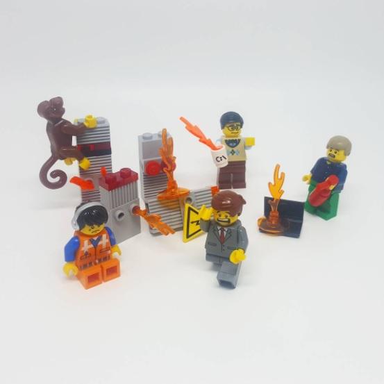 LEGO IT Department