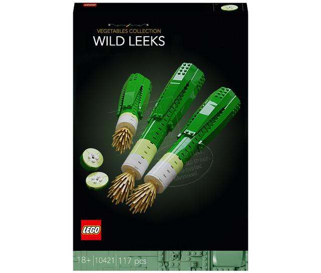 LEGO Leeks