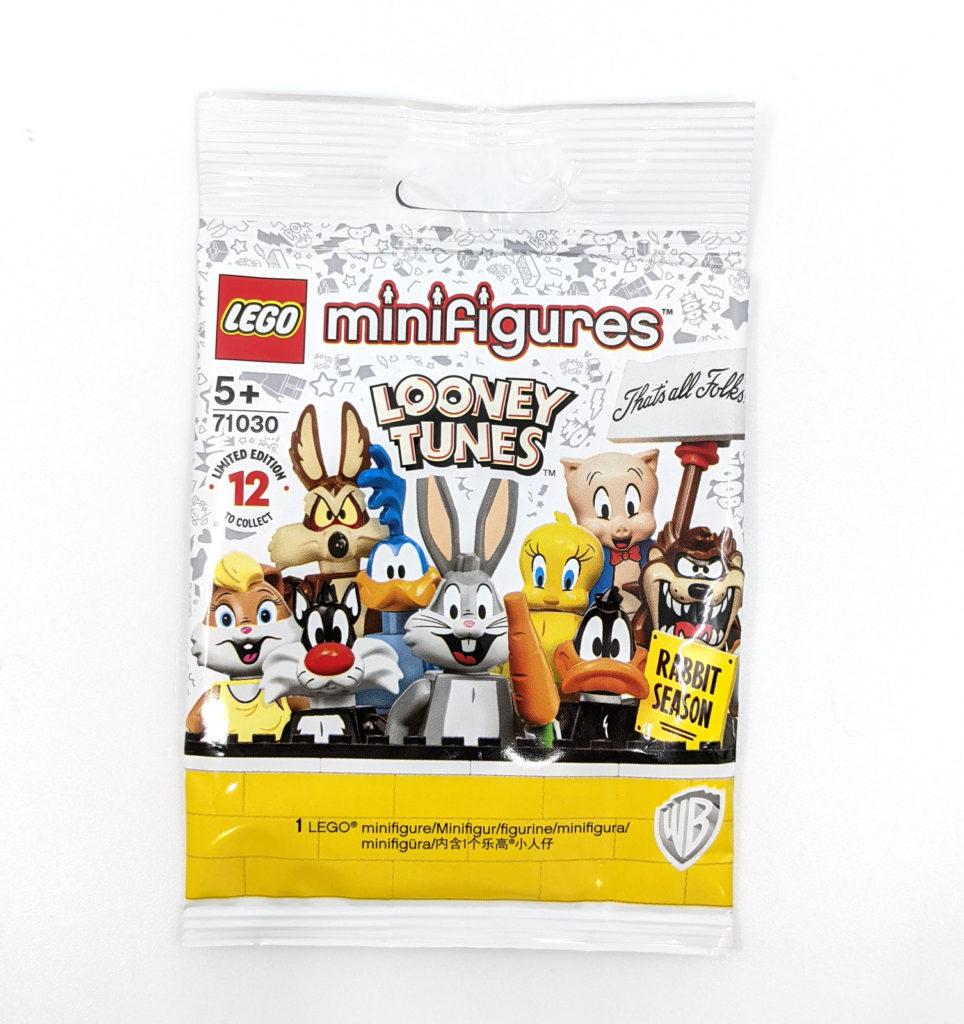 LEGO Looney Tunes Minifigures Blind Bags