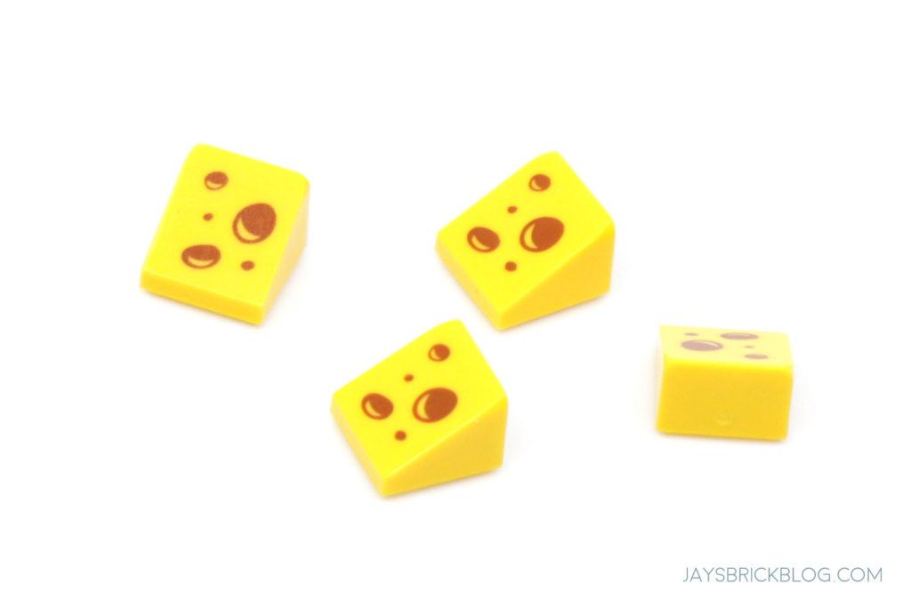 LEGO Looney Tunes Minifigures LEGO Cheese Cheese Slopes