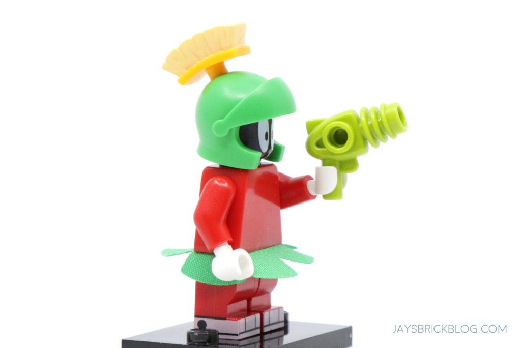LEGO Looney Tunes Minifigures Marvin the Martian Gun