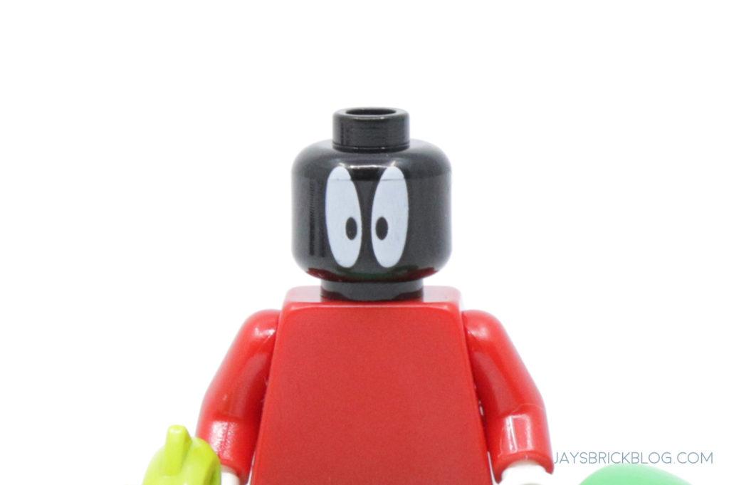 LEGO Looney Tunes Minifigures Marvin the Martian Head