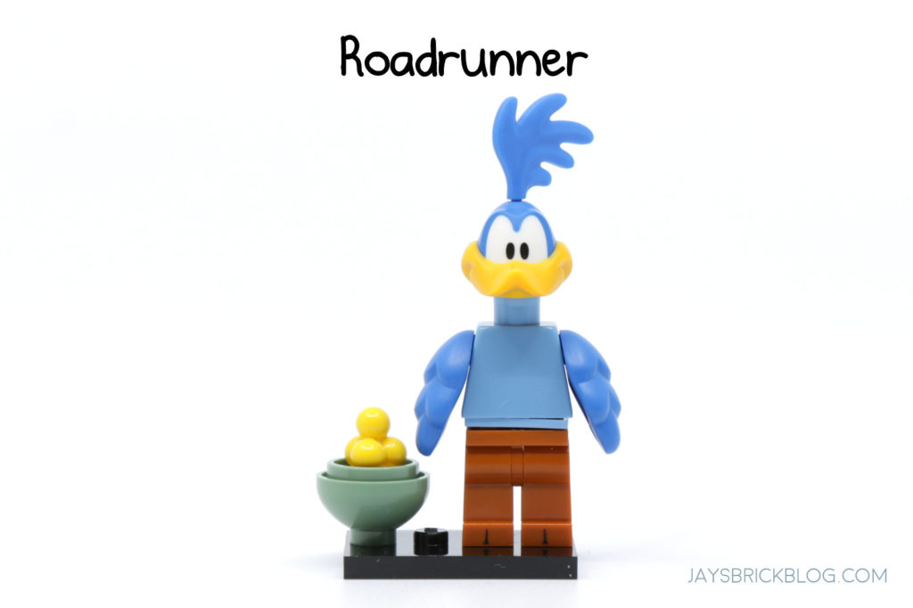 LEGO Looney Tunes Minifigures Road runner Minifig