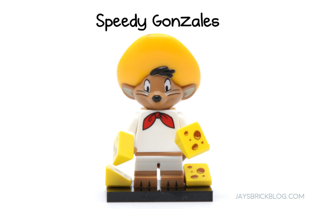 LEGO Looney Tunes Minifigures Speedy Gonzales Minifig