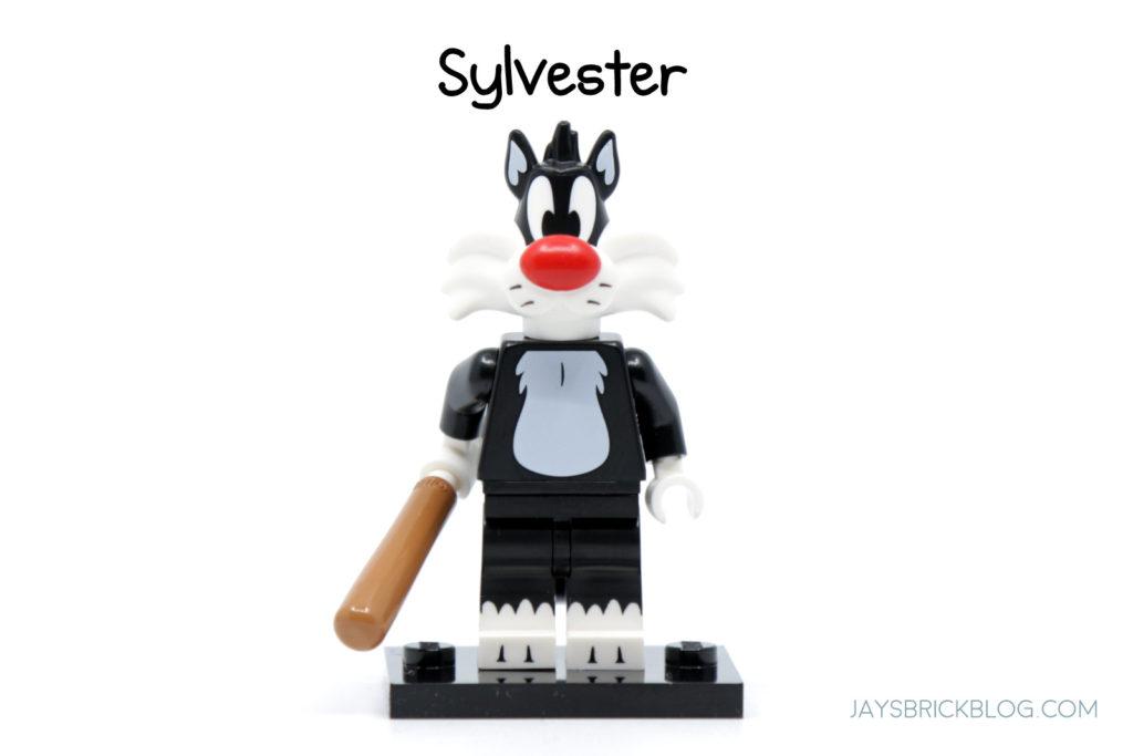 LEGO Looney Tunes Minifigures Sylvester Minifig
