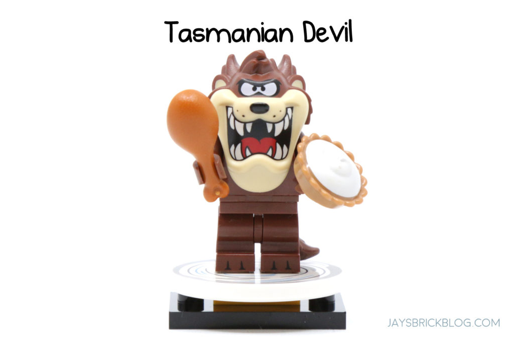 LEGO Looney Tunes Minifigures Tasmanian Devil Minifig