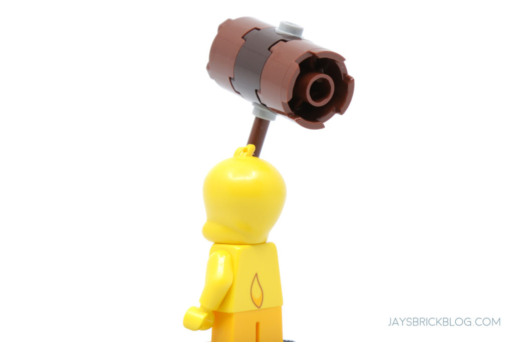 LEGO Looney Tunes Minifigures Tweety Back