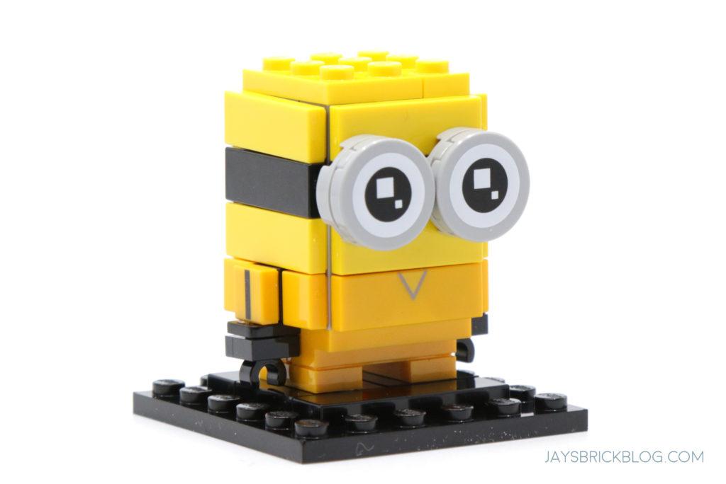 LEGO Minions Bob Kung fu