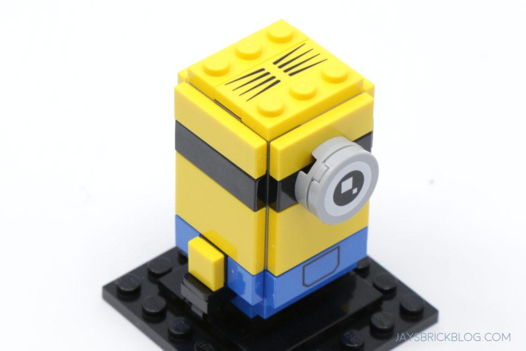 LEGO Minions Stuart Brickheadz Hair
