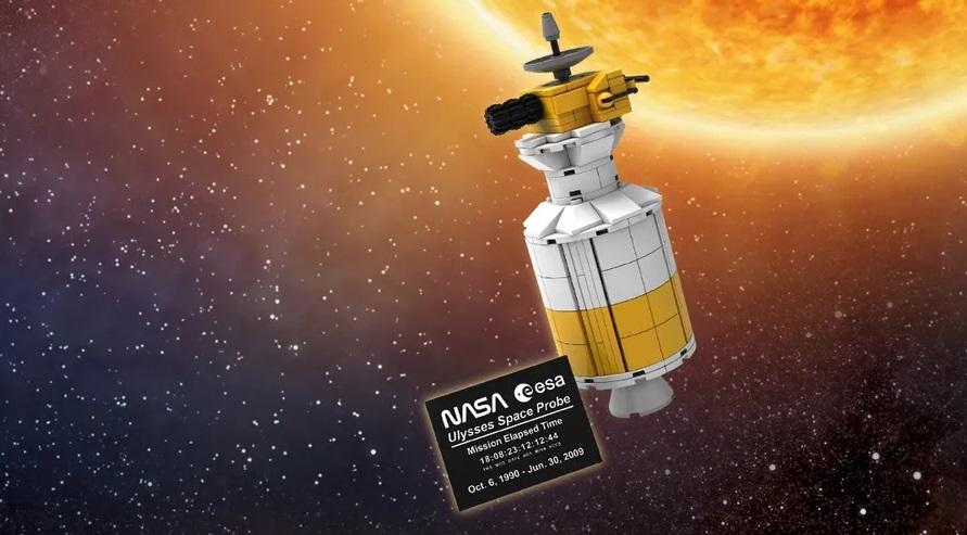 LEGO VIP Ulysses Space Probe