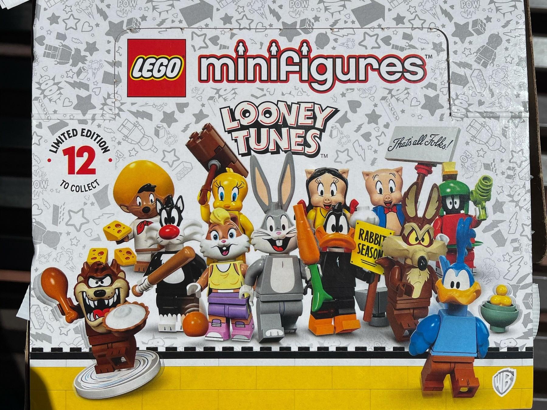 LEGOLooneyTunesMinifigures 1