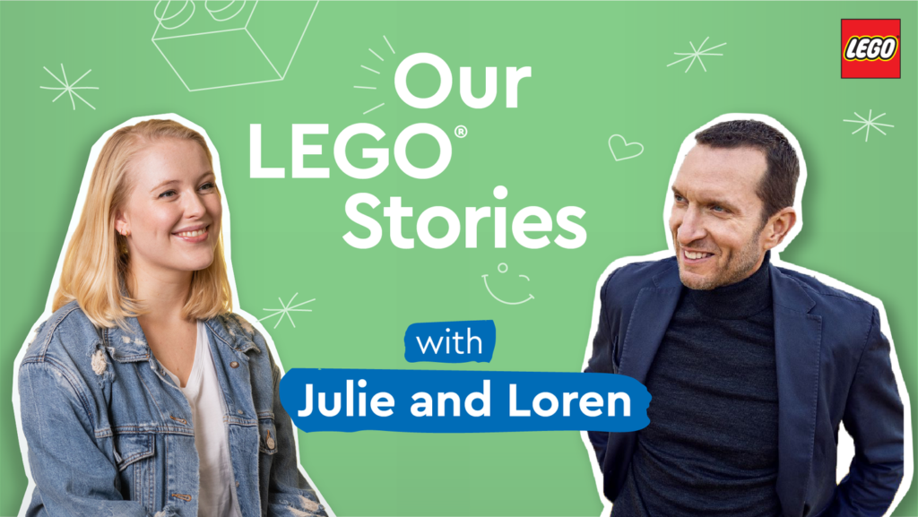Our LEGO Stories Podcast