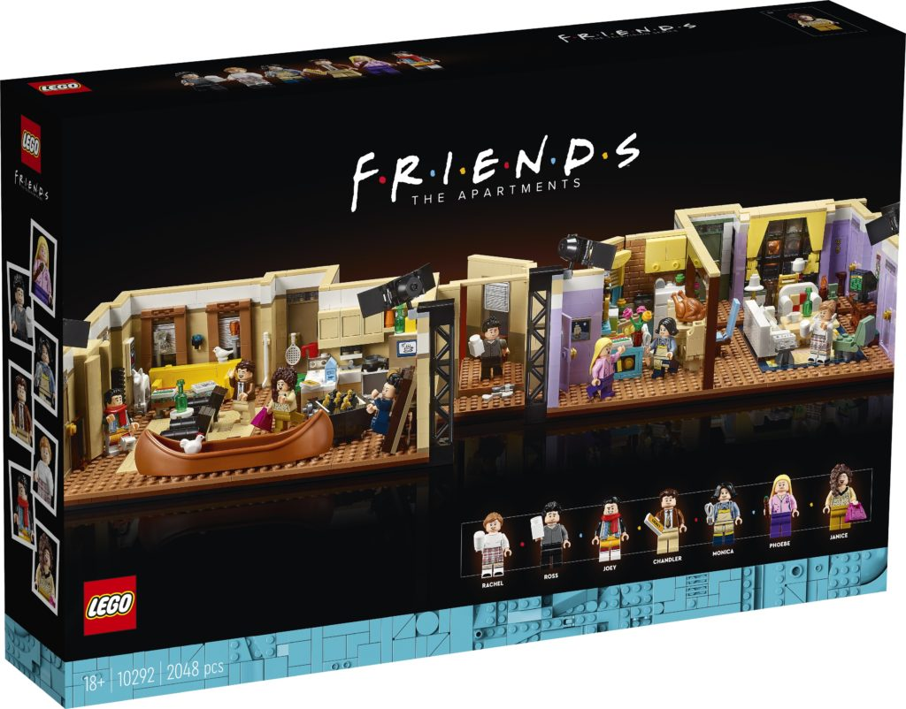 10292 Friends Apartments Box Front